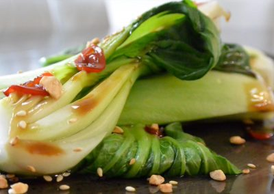 CWS-0061-2 Bok Choy with Oyster Sauce