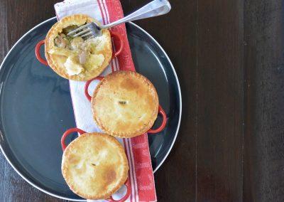 CWS-0115-1 Chicken and Leek Pot Pie