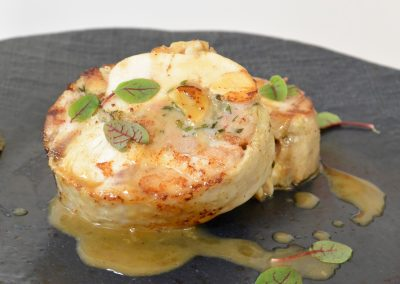 CWS-0162-2 Chicken Roulade with Macadamia and Sage Stuffing