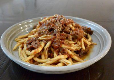 CWS-0209-3 Beef ragu pasta