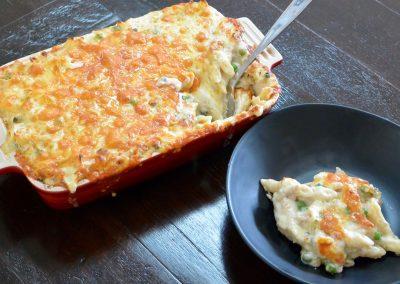CWS-0253-1 Tuna Mornay Pasta Bake