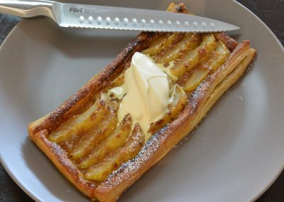 CWS-203-3 Pear and ginger tart