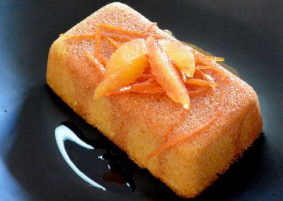 CWS-231-4 Blood orange and semolina cake