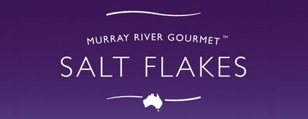 Murray River Salt - Logo